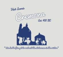 Cremona Tourism by initiala