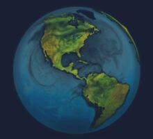 Planet Earth Kids Tee