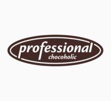 Professional Chocoholic by themaddesigner