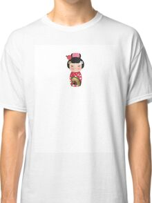 Japanese Doll 3 Classic T-Shirt