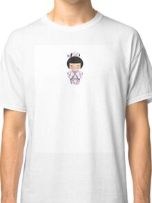 Japanese Doll 4 Classic T-Shirt