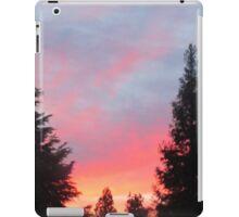 Sunset in the Suburbs  iPad Case/Skin