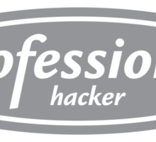 Professional Hacker Sticker