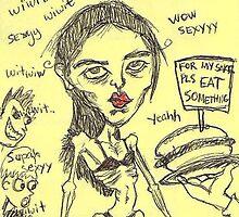 diet? by amanarts