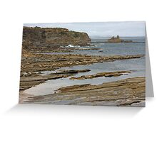 View of Eagles Nest Greeting Card