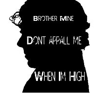 Sherlock - When I'm High by 8thDimension