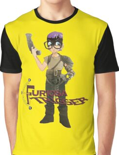 Furiosa Trigger  Graphic T-Shirt