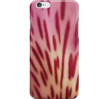 Pink And Yellow Flower Petal iPhone Case/Skin
