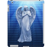 Ƹ̴Ӂ̴Ʒ BLUE ANGEL IPAD CASE Ƹ̴Ӂ̴Ʒ iPad Case/Skin