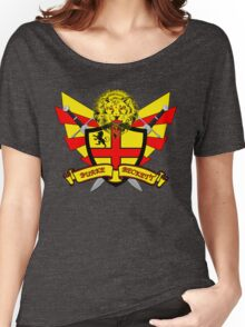 Burke Beckett Coat of Arms Women's Relaxed Fit T-Shirt