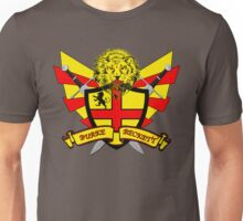 Burke Beckett Coat of Arms Unisex T-Shirt