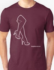 Legs (White) T-Shirt