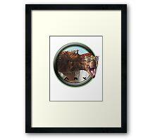 ARK SURVIVAL EVOLVED - TREX Framed Print
