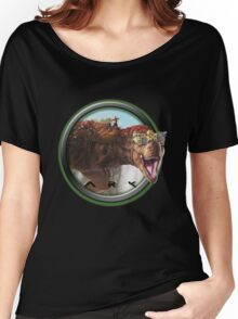 ARK SURVIVAL EVOLVED - TREX Women's Relaxed Fit T-Shirt