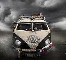 VW Camper by robbuttle