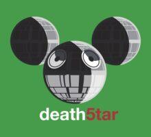 Death5tar Kids Tee