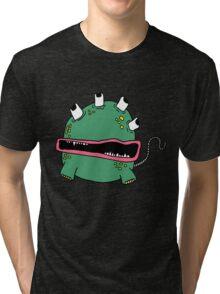 Little Monster... Tri-blend T-Shirt
