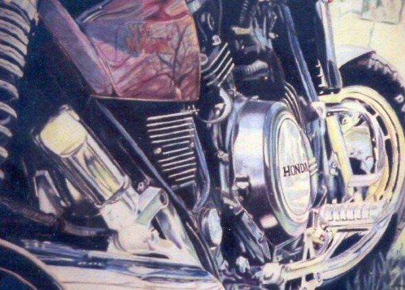 Honda by SallyJo