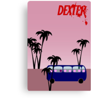 Dark Passenger Canvas Print
