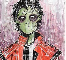 zombie micheal by simon dixon