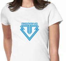 Big Bang - Alive Logo Womens Fitted T-Shirt