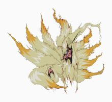 The Burnt Fur of Ninetales by Allen Blair III