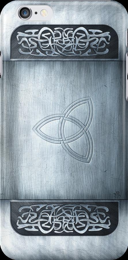 Mjolnir - The iPhone of Thor by Sara Machajewski
