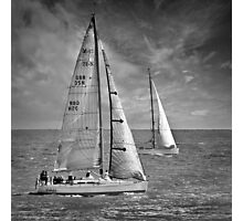 Under Sail Photographic Print