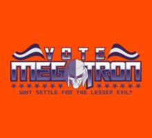 Vote Megatron! Kids Clothes