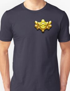 Super Mystery Dungeon Badge T-Shirt