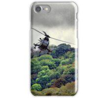 Puma in Flight iPhone Case/Skin