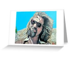 Dusted by Donny Greeting Card