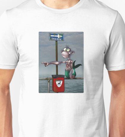 Sea Monkeys are Proper Stupid Creatures Unisex T-Shirt