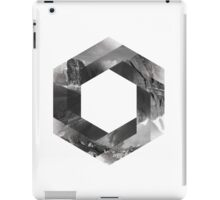 Optical landscape iPad Case/Skin