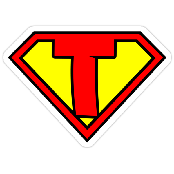 Super Hero T by CrazyAsia