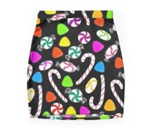 Holiday Sweets - Night Mini Skirt