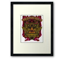 The Mars Volta  Framed Print