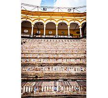 Arena Sevilla, Spain Photographic Print