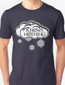JS Knows Nothing T-Shirt