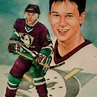 Paul Kariya by JohnnyMacK
