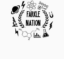 FARKLE NATION! Men's Baseball ¾ T-Shirt