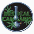 Medical Marijuana bong from Valxart.com  by Valxart
