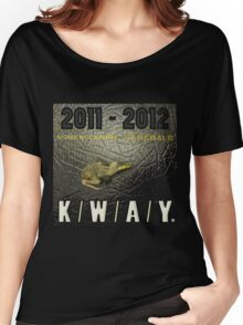 K/W/A/Y Anthology Women's Relaxed Fit T-Shirt