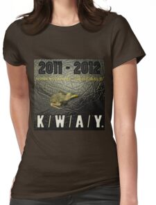 K/W/A/Y Anthology Womens Fitted T-Shirt