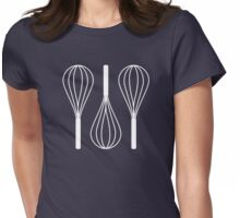 Whisks Womens Fitted T-Shirt