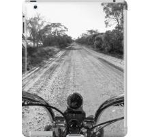 Harley Davidson, Outback Australia iPad Case/Skin