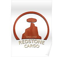 Team Fortress 2 - Redstone Cargo since 1937 Poster