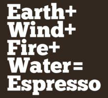 Espresso Elements by 20thCenturyBoy