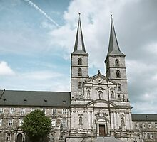 Michaelsberg Abbey in Bamberg by Vac1