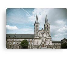Michaelsberg Abbey in Bamberg Canvas Print